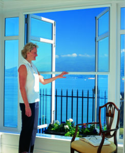 Refresh your home with a new or replacement casement window