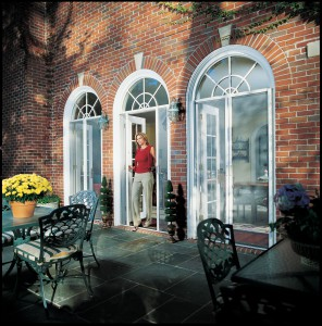 Double French Door In-swing