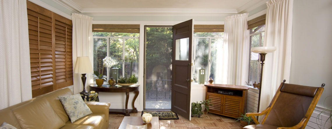 New options for screened-in rooms
