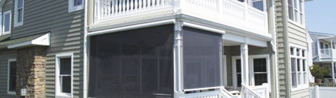 Porch Solar Shade