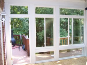 Sliding windows offer unique design options as well as safety and ease of use.