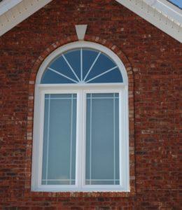 Double-pane and triple-pane vinyl and glass windows