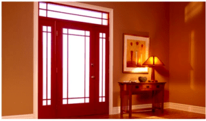 Steel Doors bring security and comfort to your home