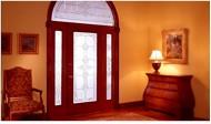 Textured Fiberglass Doors